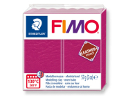 FIMO Leather Effect 57g - 229 Berry
