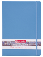 Sketch Book Lake Blue 140G 21x29,7 80kartek ArtCreation Talens