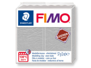 FIMO Leather Effect 57g - 809 Dove Grey