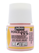 Farba do Porcelany Porcelain 150°C Pastelowe 45 ml - 50 Tender Pink