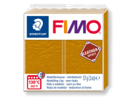 FIMO Leather Effect 57g - 179 Ochre