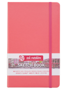 Sketch Book Coral Red 140G 13x21 80kartek ArtCreation Talens
