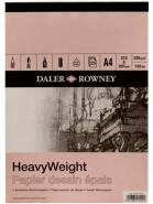 Blok Heavy Weight Daler-Rowney 220g-A4