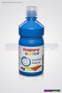 Farba tempera Premium Happy Color 500ml - 53 Niebieskozielony