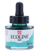 Ecoline 30 ml 661 Turquoise Green