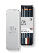 Zestaw Sketching Mix Studio Collection 6 szt. Winsor&Newton
