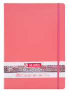 Sketch Book Coral Red 140G 21x29,7 80kartek ArtCreation Talens