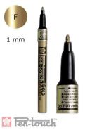 Marker olejny Pen-Touch 1 mm Gold