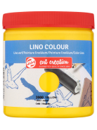Farba Lino Colour ArtCreation 250 ml Yellow 2000 Talens