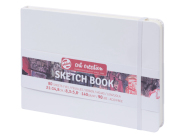 Sketch Book White 140G A5 14,8x21 ArtCreation Talens
