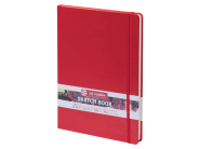 Sketch Book Red 140G 21x29,7 ArtCreation Talens