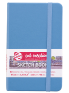 Sketch Book Lake Blue 140G 9x14 80kartek ArtCreation Talens