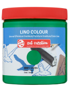 Farba Lino Colour ArtCreation 250 ml Green 6001 Talens