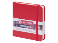 Sketch Book Red 140G  12x12 ArtCreation Talens
