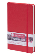 Sketch Book Red 140G 9x14 ArtCreation Talens