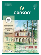 Blok rysunkowy STUDENT, Canson, 150g 30 Ark. - A3