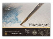 Blok Watercolor Pad St Cutherts 260g 20ark A3