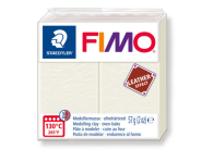 FIMO Leather Effect 57g - 029 Ivory