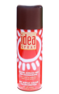 Farba Akrylowa Idea Spray 200 ml - 021 Ivory White