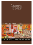 Blok Rysunkowy Eco happy color A3 150g 25 ark