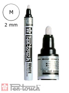 Marker olejny Pen-Touch 2 mm White