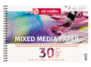 Blok Mixed Media A4 250g 30 ark ArtCreation Talens