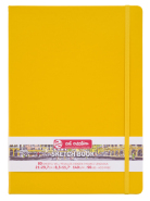 Sketch Book Yellow 140G 21x29,7 80kartek ArtCreation Talens