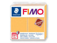 FIMO Leather Effect 57g - 109 Saffron Yellow